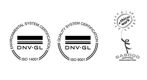 Pag Foto 1: certificazioni